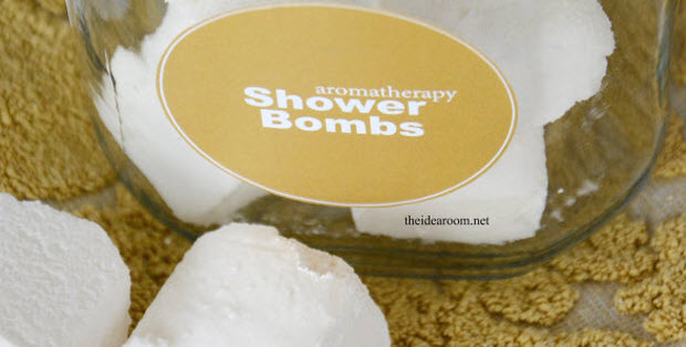 aromatherapy shower bomb steamer fizzie