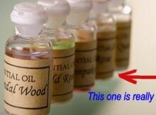 five invigorating essential oils