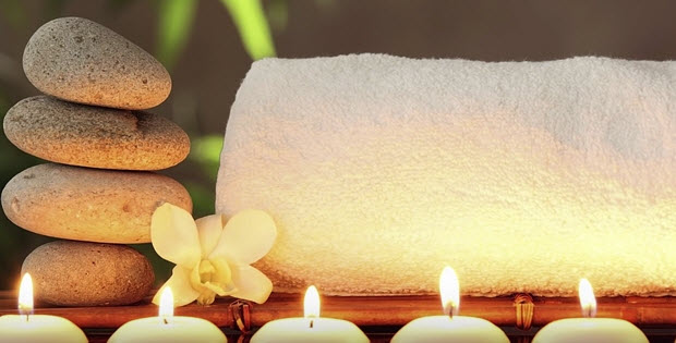 aromatherapy massage music